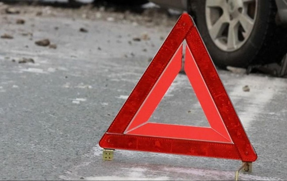 ДТП в Днепре: столкнулись два грузовика. Новости Днепра