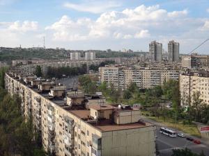 Днепряне устроили себе отдых на крыше многоэтажки. Новости Днепра