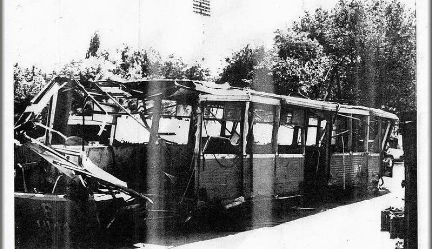 годовщина трагедии трамвай тормоза