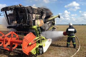 Огонь уничтожил двигатель. Новости Днепра