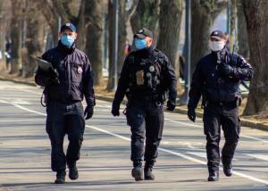 За время карантина в Днепре и области правоохранители составили 2 784 админпротокола за нарушение санитарных норм. Это наибольшее количество по Украине. Новости Днепра