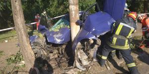 В КРивом Роге в ДТП погиб водитель. Новости Днепра