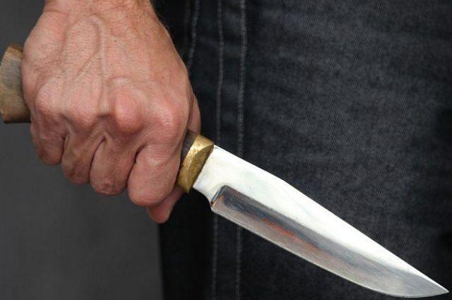 Заступился за женщину - пырнул ножом. Новости Днепра