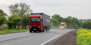 Фурам весом более 24 тонн запрещено в жару двигаться по дорогам Днепропетровщины. Новости Днепра