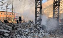 В Днепре – масштабный пожар: горело неиспользуемое здание