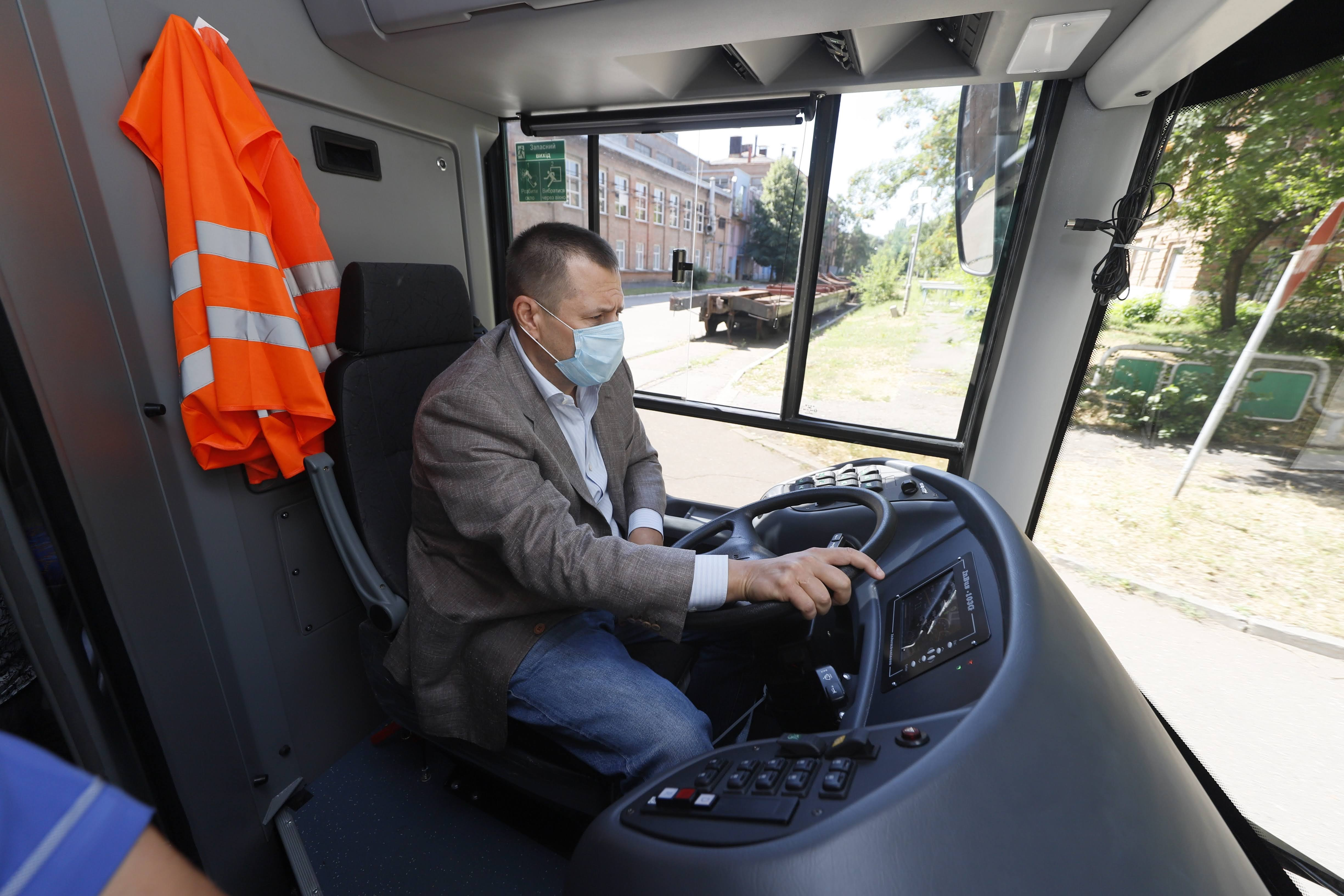 Филатов о появлении еще 3 новых троллейбусов в Днепре. Новости Днепра