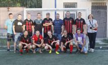 Спорт для всех: состоялся первый футбольный турнир среди коммунальщиков Днепра