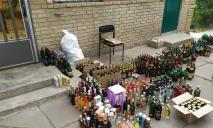На Днепропетровщине два магазина торговали паленой продукцией