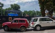 Движение парализовано: ДТП на центральном проспекте Днепра