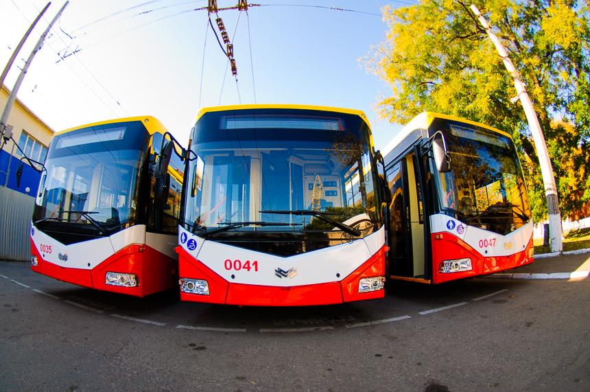 электробусы