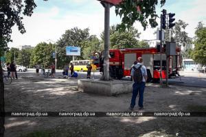Вследствие аварии погиб пешеход. Новости Днепра