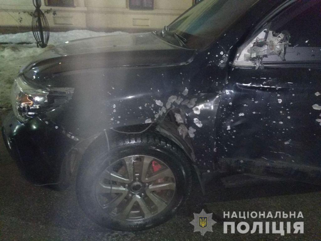 В Днепре ищут мужчин, причастных к стрельбе из гранатомета по авто. Новости Днепра