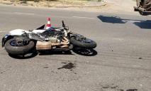 Серьезное ДТП: мотоциклист влетел в авто