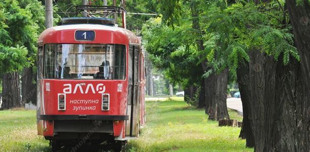 В Днепре изменятся некоторые маршруты трамваев