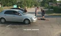 ДТП: автомобиль сбил ребенка