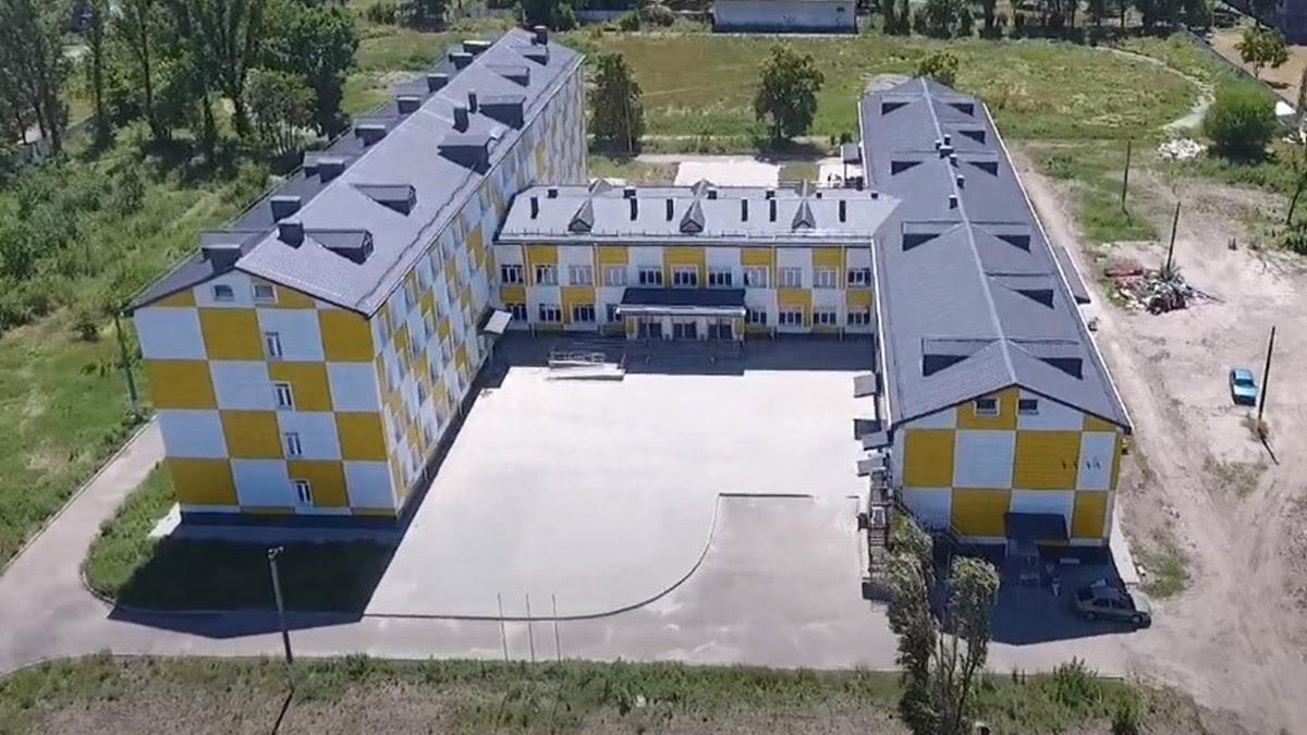 Завершается ремонт школы в Перещепино. Новости Днепра