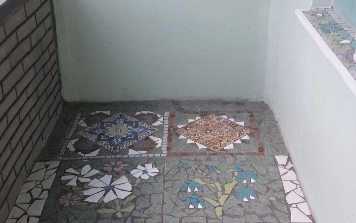 Новости Днепра про «Такого в Днепре нет нигде»: женщина создала шедевр из мозаики