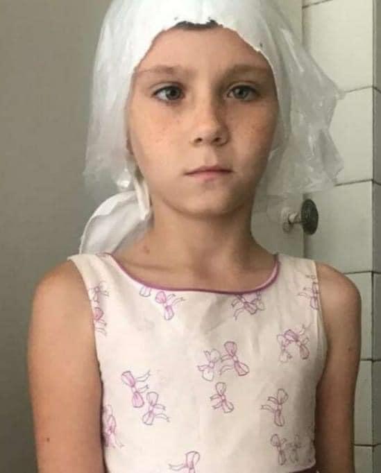 Под Днепром полицейские ищут родителей девочки. Новости Днепра