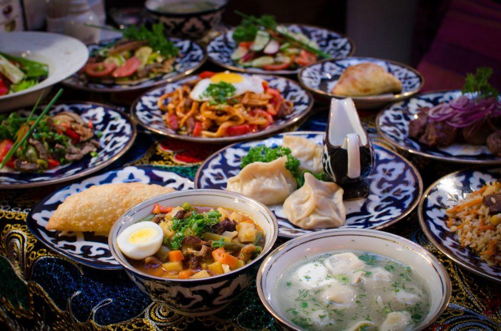 Новости Днепра про Кафе «Шафран» – восточная кухня для настоящих гурманов
