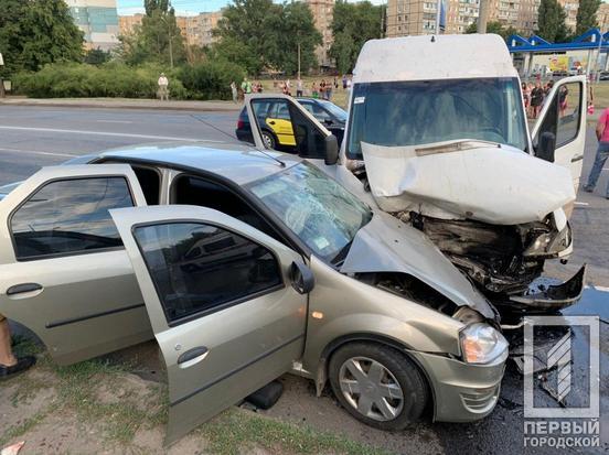 Новости Днепра про На Днепропетровщине масштабное ДТП: пострадали шесть человек
