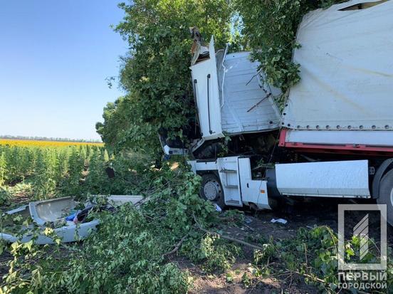 ДТП: водитель не справился с управлением. Новости Днепра