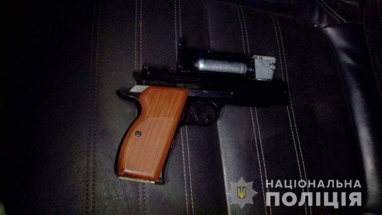 Мужчина открыл огонь по детям из пистолета. Новости Днепра