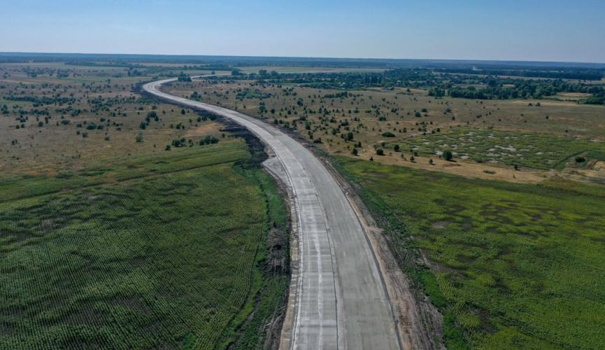 Новости Днепра про 5 часов из Киева и вы в Днепре: Как строится трасса Н-31 на Днепропетровщине