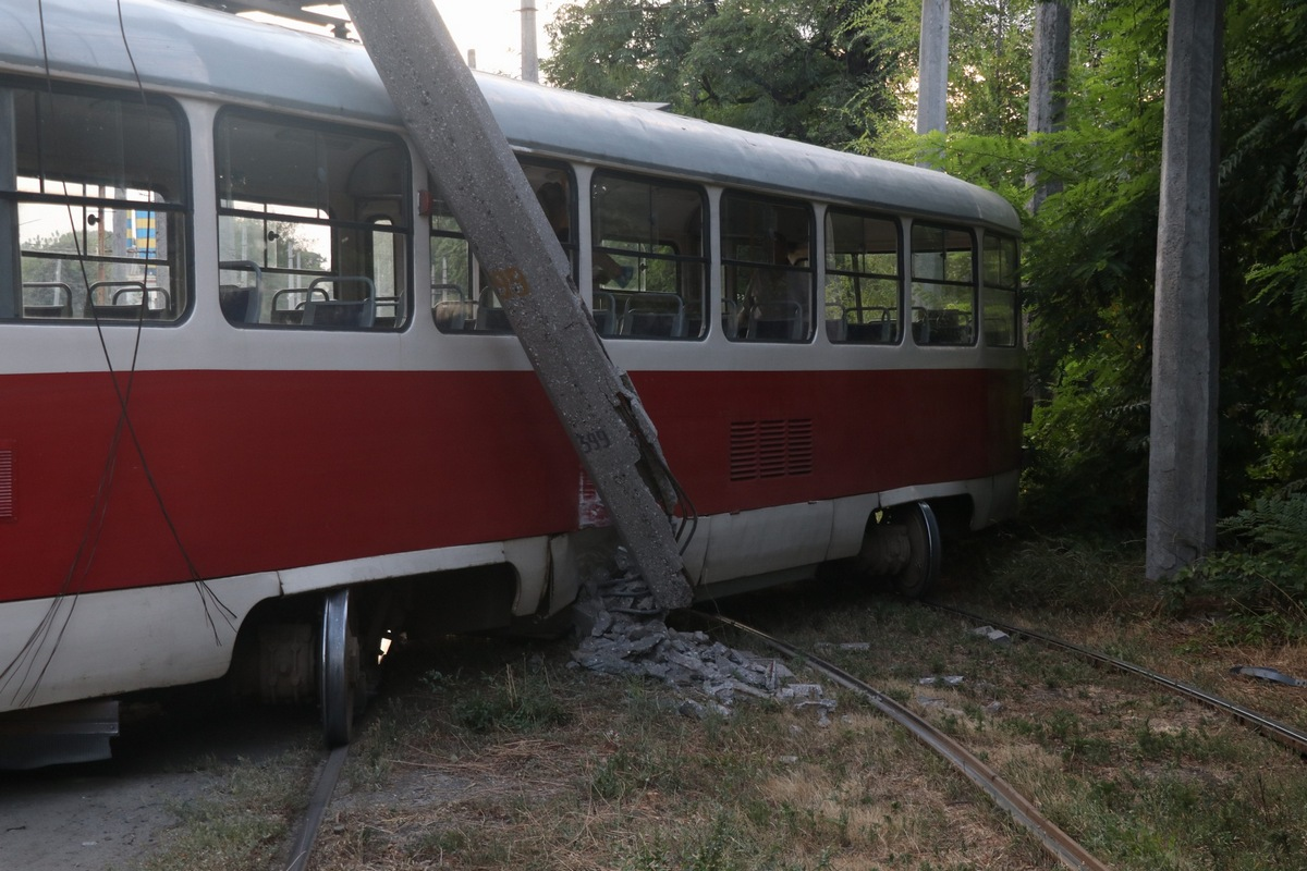 трамвай Днепр