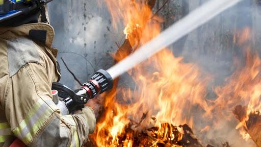 В Днепре и области высокая пожарная опасность. Существует вероятность возникновения пожаров на открытых территориях и в лесах. Новости Днепра