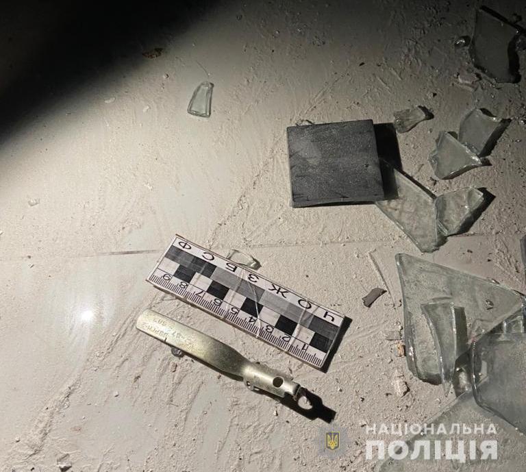 Гражданина, который взорвал гранату, задержали. В результате инцидента пострадали люди. Новости Днепра