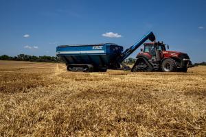 В Днепропетровской области завершается жатва. Новости Днепра