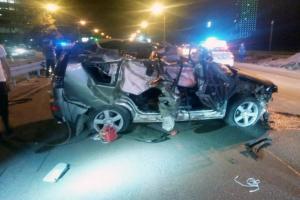 Женщина-водитель легковушки погибла на месте от полученных вследствие ДТП травм. Новости Днепра