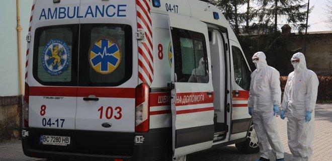 За минувшие сутки зафиксировано меньшее количество заразившихся коронавирусом, чем за предыдущие. Новости Украины