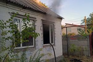 Сейчас в этом доме никто не живет, поэтому жертв удалось избежать. Новости Днепра