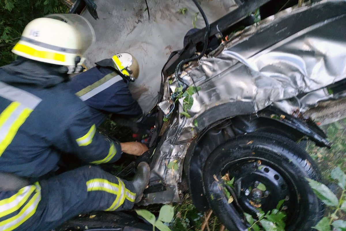В аварии погибли два человека. Новости Днепра