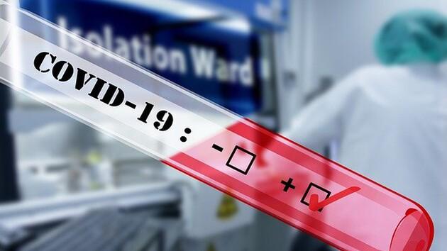 Показатель заболеваемости COVID-19 в Украине один из самых высоких за все время пандемии. Новости Украины