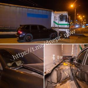 Пострадавших с места происшествия госпитализировали. Также, механические повреждения получили транспортные средства. Новости Днепра