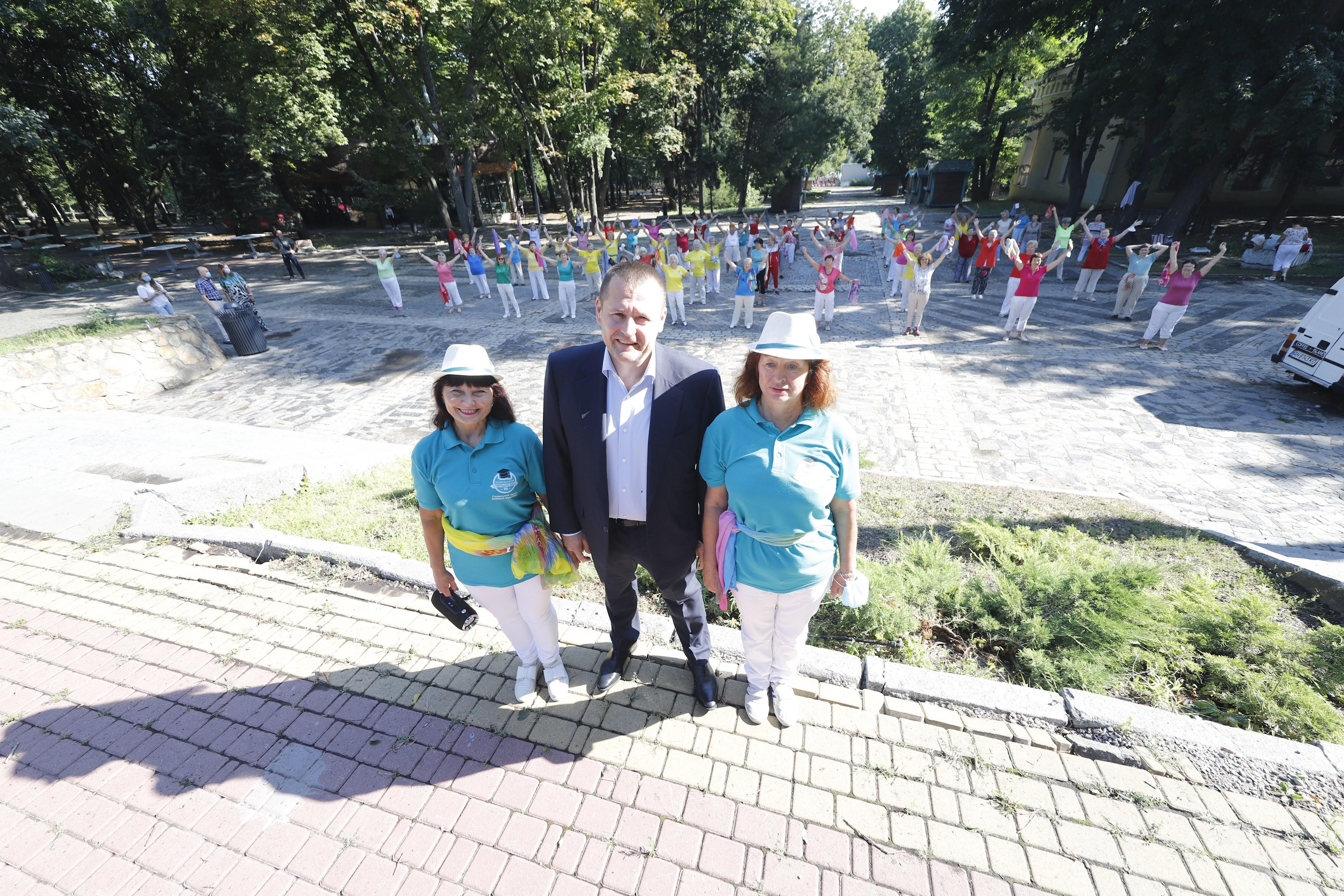 Новости Днепра про Борис Филатов: «Университет третьего возраста в Днепре является наиболее сформировавшейся программой для людей элегантного возраста в Украине»