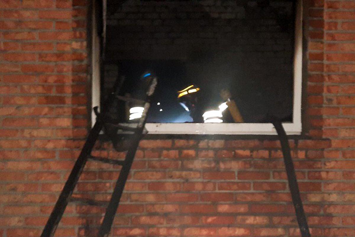 На Днепропетровщине во время пожара пострадал мужчина. Новости Днепра