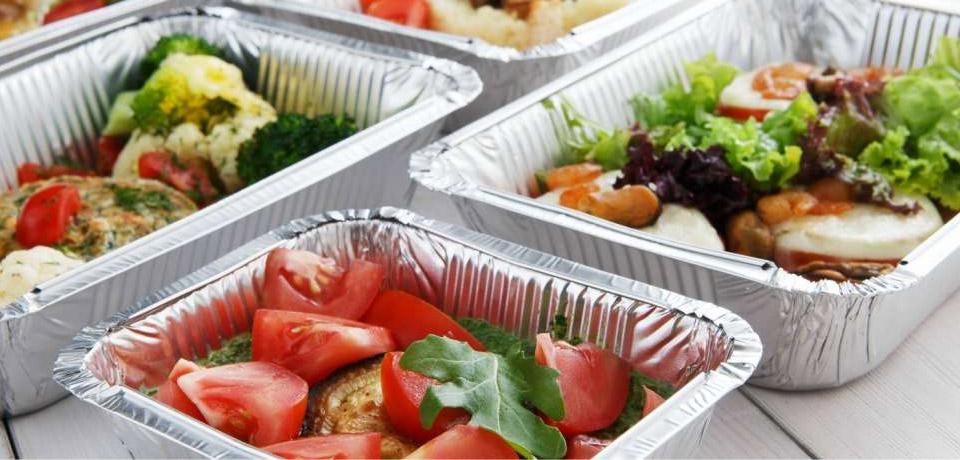 Новости Днепра про Доставка обедов в офис из кафе «Шафран» – практичное и удобное решение