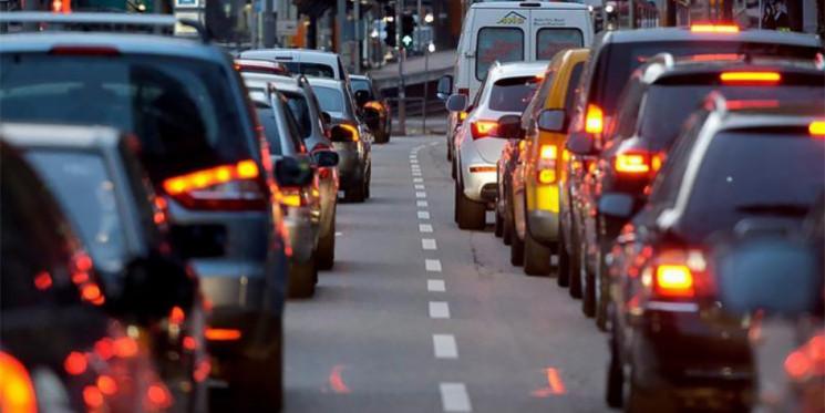 Новости Днепра про Утренние заторы: какие улицы лучше объехать