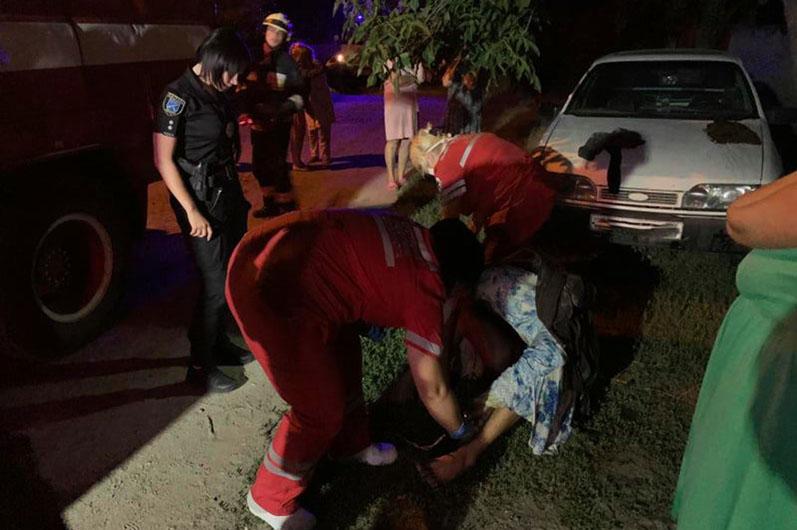 Пострадал мужчина, его с серьезными ожогами доставили в медучреждение. Новости Днепра