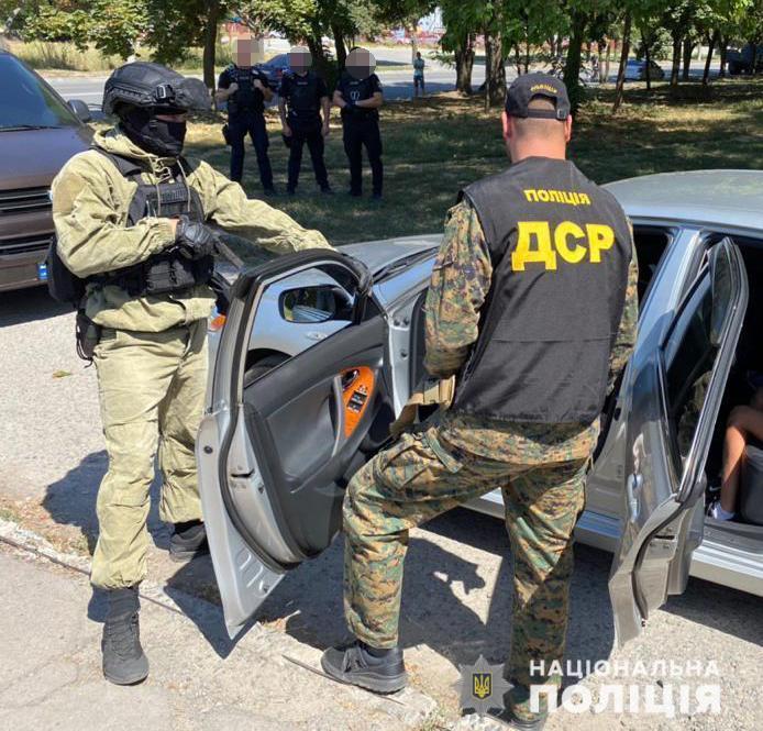 Полицейские задержали киллера, объявленного в международный розыск. Новости Днепра