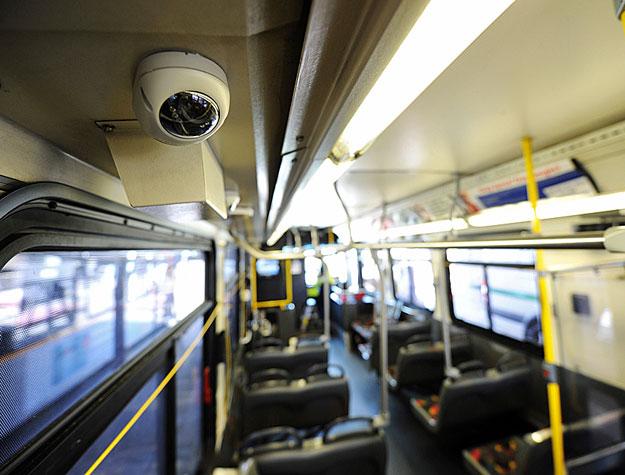 Новости Днепра про Видеонаблюдение на транспорте Днепра: безопасность или борьба с хамством?