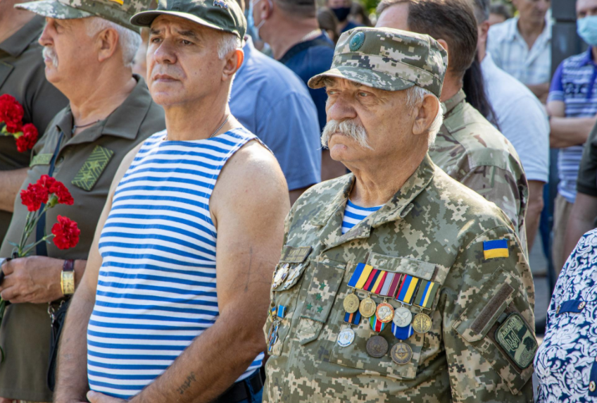Новости Днепра про На Днепропетровщине почтили память погибших защитников Украины