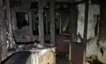 Масштабный пожар: погибла пожилая женщина