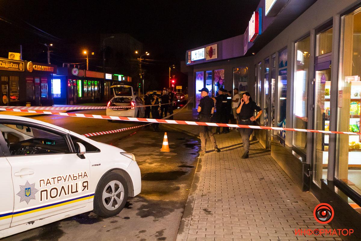 Полицейские прекратили ночную стрельбу. Новости Днепра