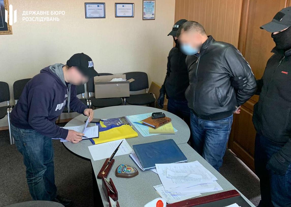 На Днепропетровщине чиновник пытался подкупить своего начальника. Новости Днепра