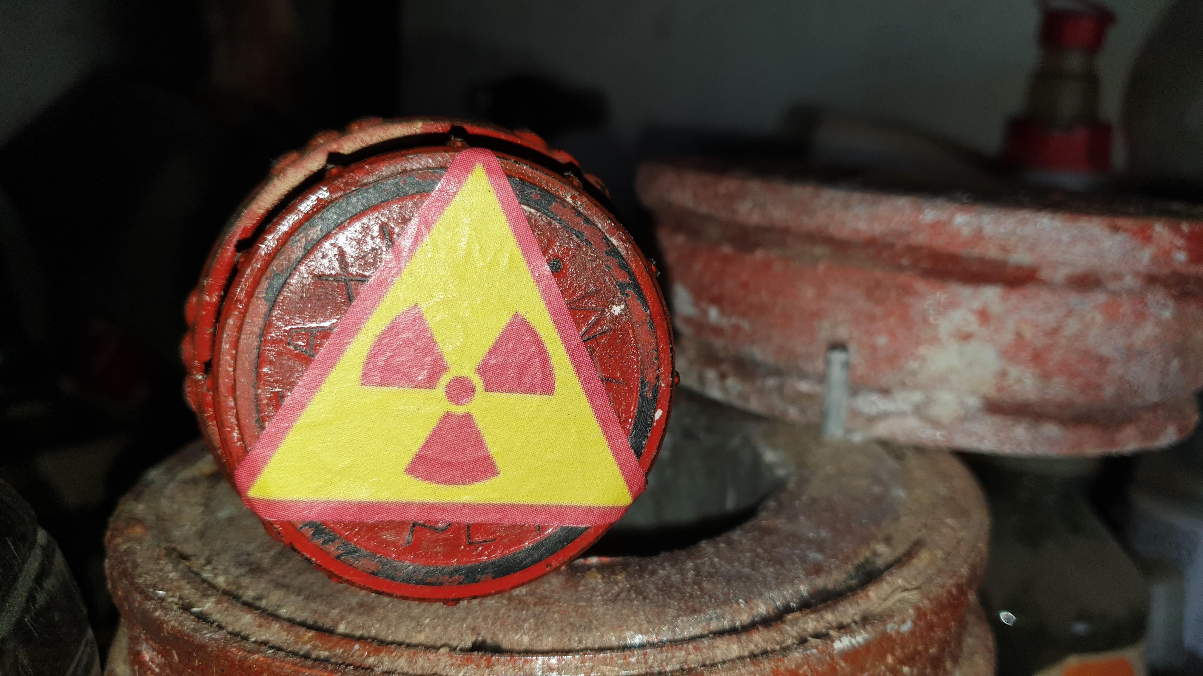 Новости Днепра про Радиоактивные источники вокруг нас. Осведомленность - прежде всего