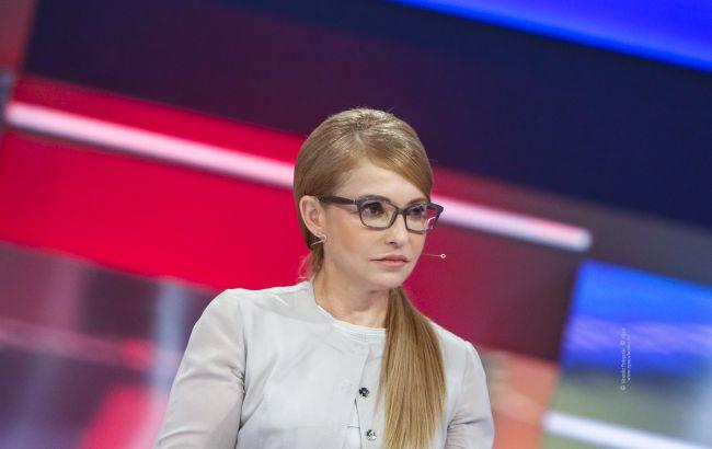 Лидер партии «Батькивщина» Юлия Тимошенко заразилась коронавирусом. Новости Украины
